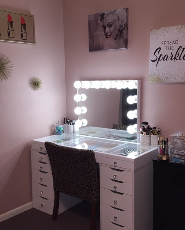 See why thousands of makeup fans pros prefer love impressions vanity hollywood vanity mirrors organizers lighting other makeup slayssentials