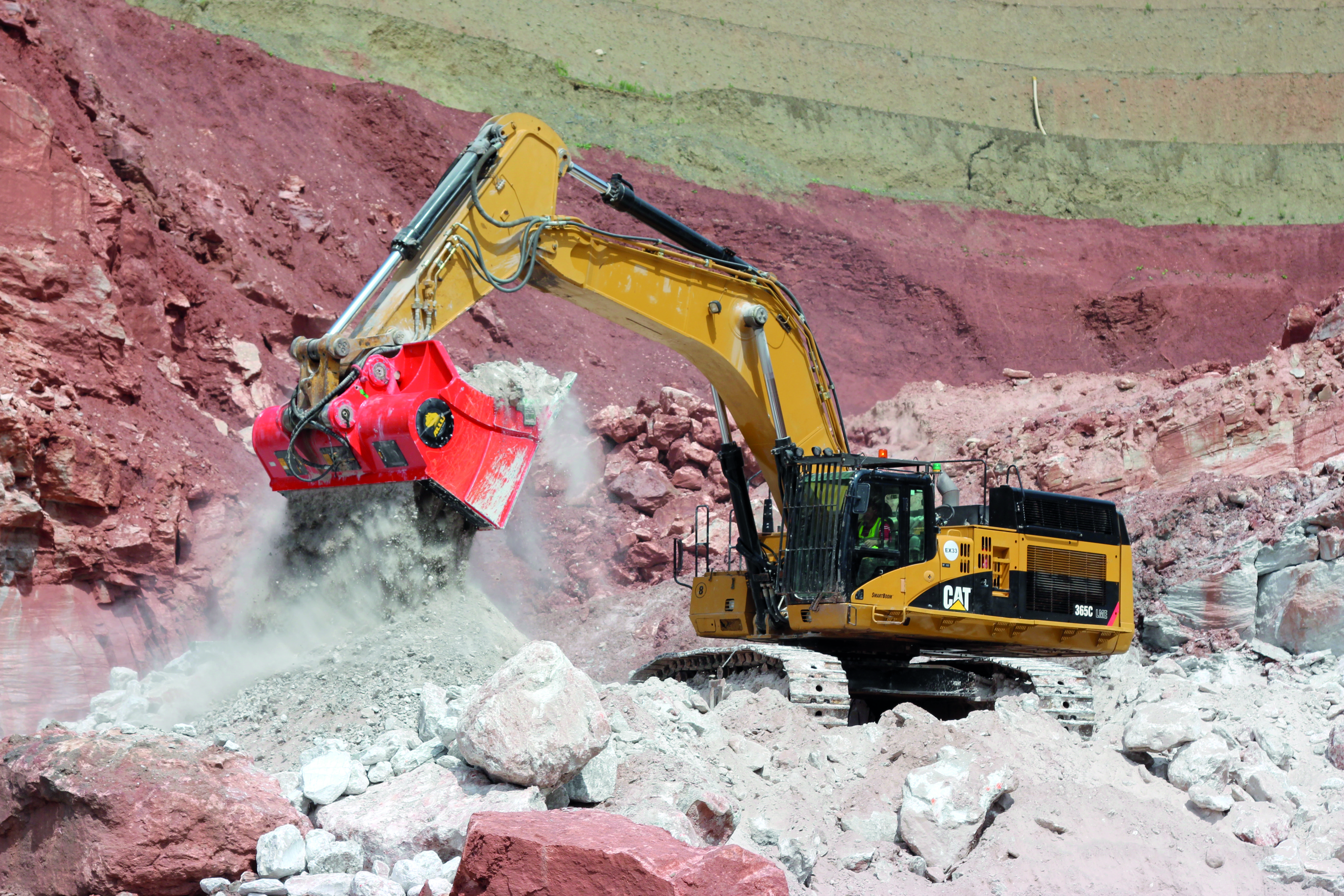 ALLU M-Series Screener Crushers Designed For Soft Rock Mining | Rock