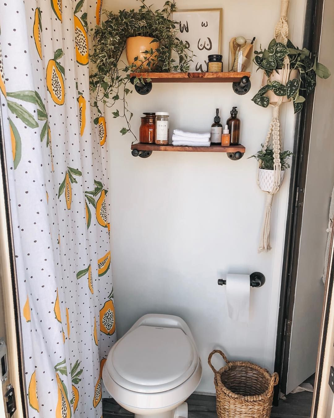 What S It Like Having A 12 Sq Ft Bathroom Well To Be Honest It S Something I Never Thought I D Be Living With But That Does Home Decor Room Decor Interior