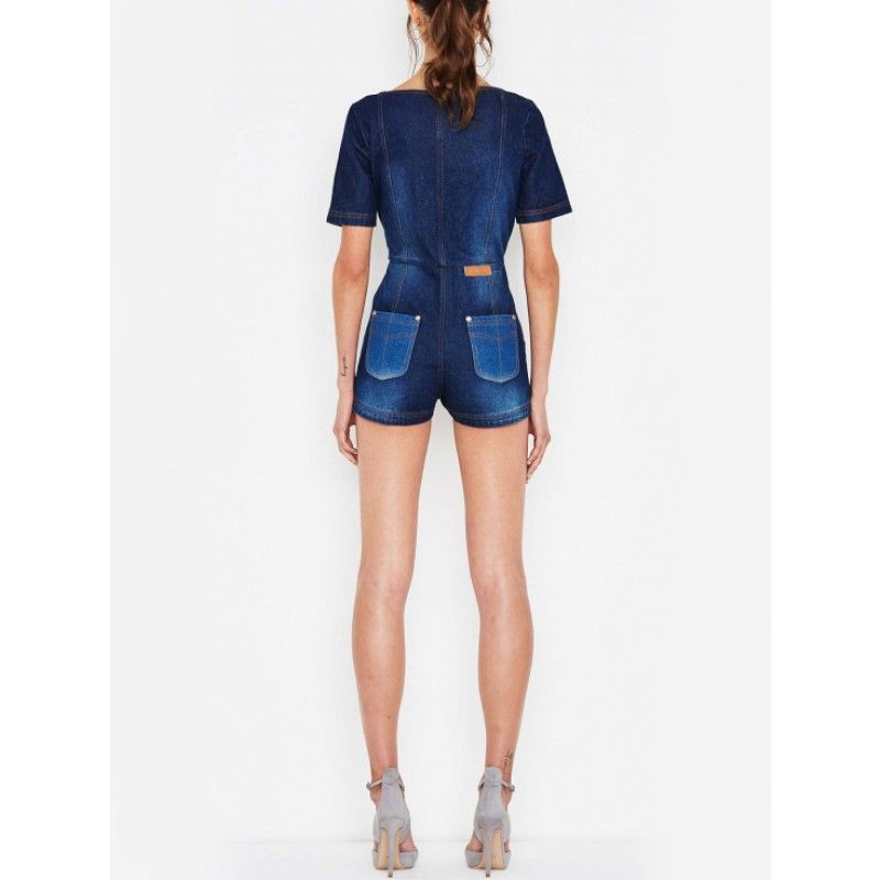 34d3144b2e73 Alice McCall  See You Bye Playsuit Denim  Rompers
