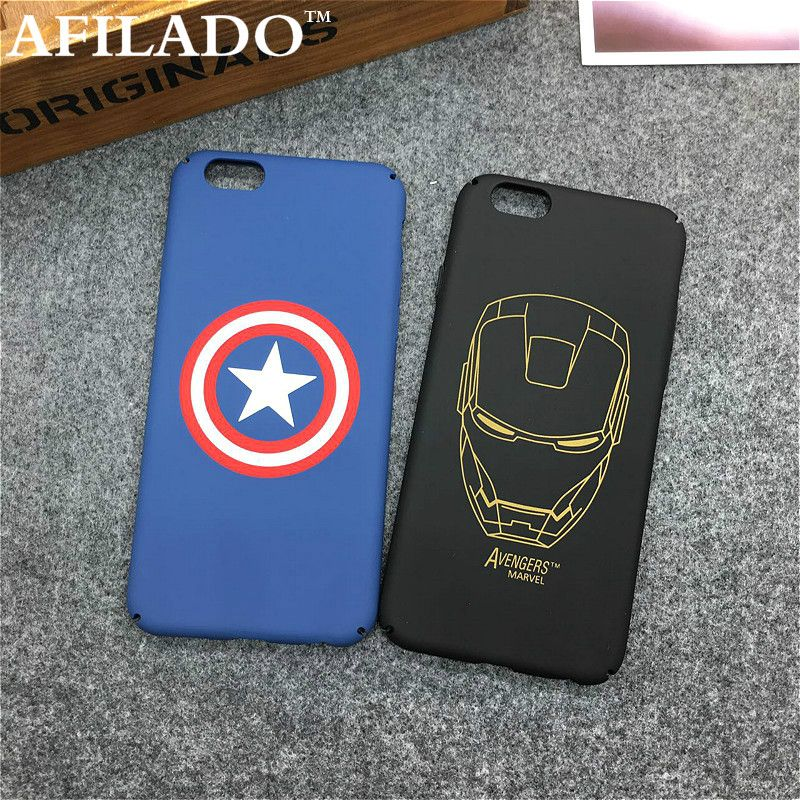 custodia iphone 6 capitan america