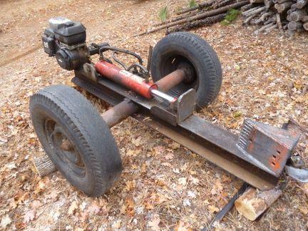 Diy Log Splitter Plans Free Big Green Egg Cabinet Plans Designs Rocking Horse Plans Download Log Splitter Wood Splitter Diy Metal