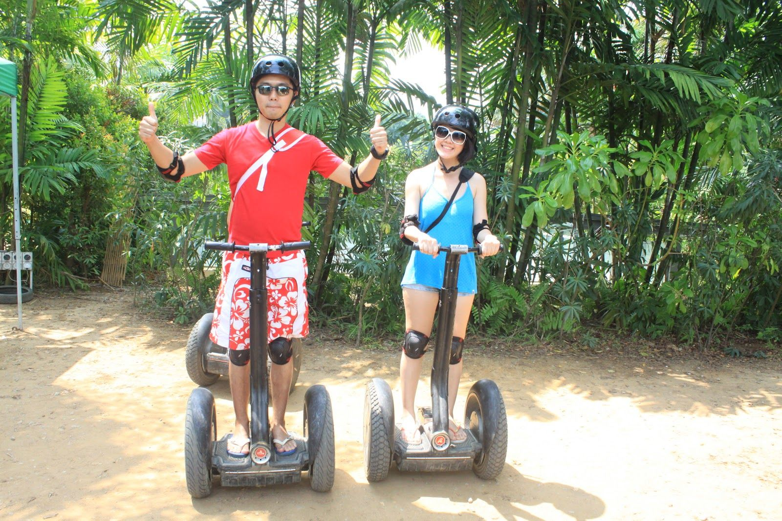 Tourist Attractions in Gogreen Segway Eco Adventure in
