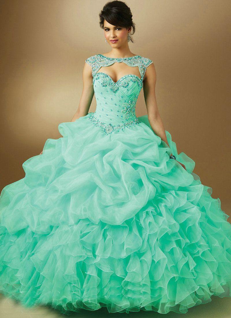 Click to Buy << vestido de 15 anos curto 89048 Quinceanera Dresses ...
