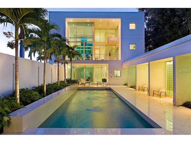 Modern Homes For Sale In South West Florida Sarasota Florida Home Modern Homes For Sale Sarasota