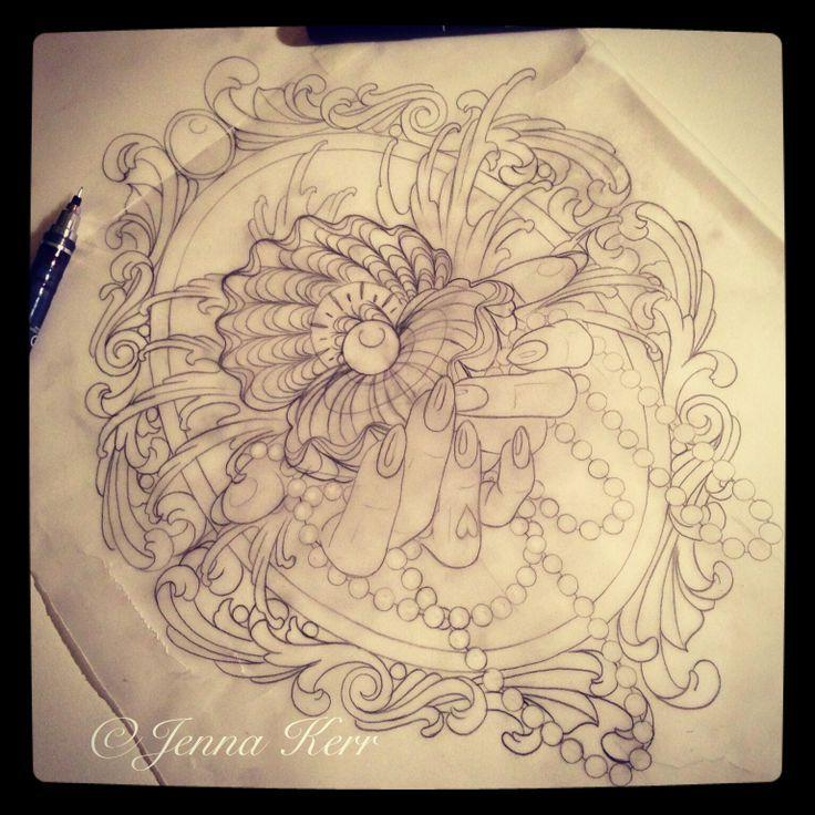jenna kerr pesquisa google tattoos pinterest designs de tatuagem e tatuagens. Black Bedroom Furniture Sets. Home Design Ideas