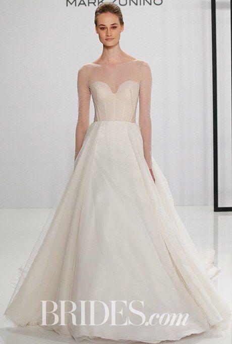 Mark Zunino for Kleinfeld Wedding Dresses - Fall 2017 - Bridal ...