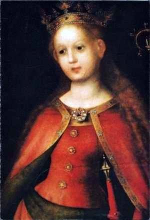 St. Adelaide (931-999) Daughter of Rudolph II, King of Burgundy and Bertha of Swabia. Second wife to Holy Roman Emperor Otto the Great. Crowned Holy Roman Empress Feb 2, 962 by Pope John XII in Rome