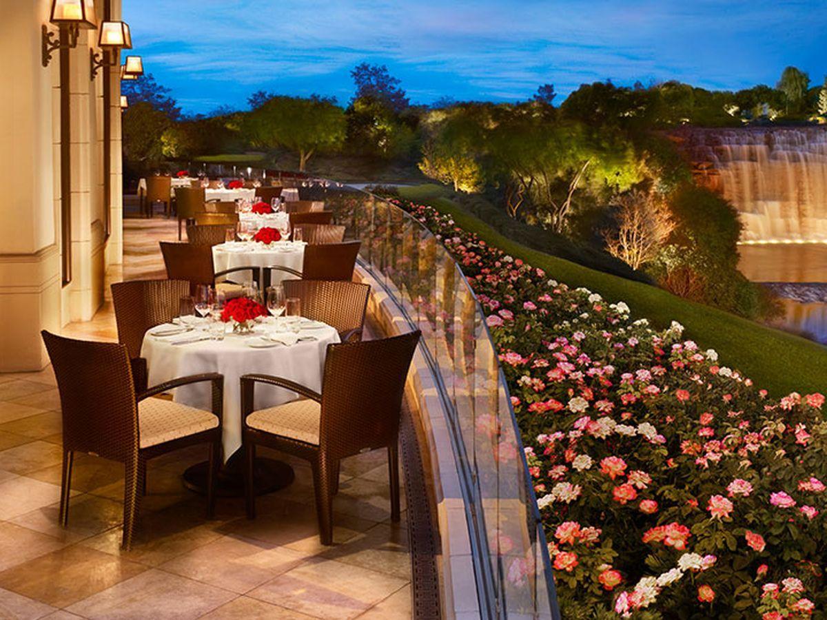 The Restaurants With Best Views In Las Vegas