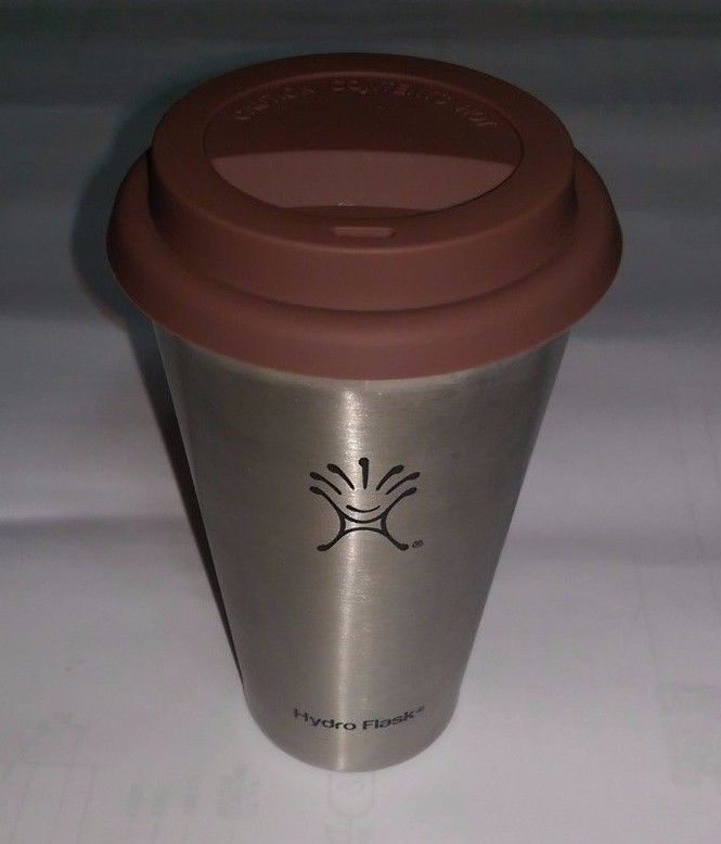 Hydro Flask True Pint Glass Lid Coffee Or Beer To Go Products Drink Containers Glass