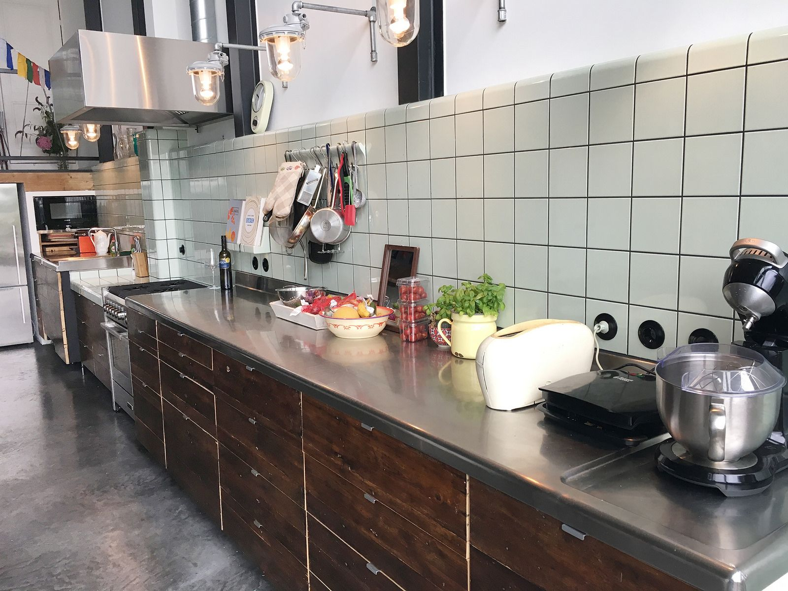 Kleur Keuken Tegels : Dtile kitchen color dew keuken en tegels