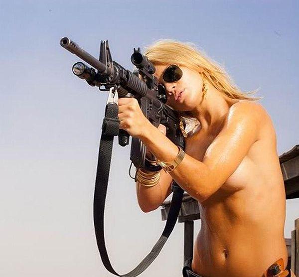 Naked Girls Shooting Guns Porn Videos Pornhubcom