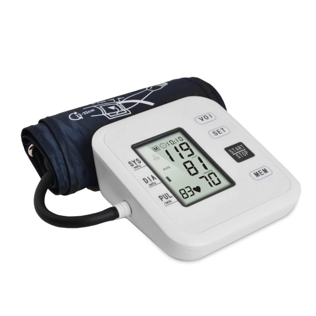 #Zapals - #Zapals Automatic Digital Wrist Blood Pressure Monitor with LCD Display - AdoreWe.com