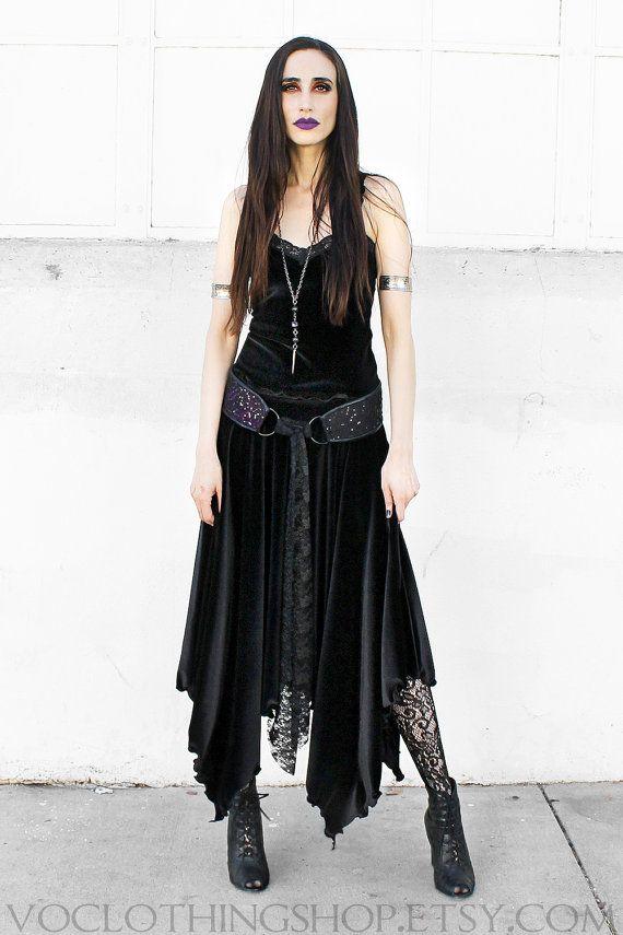black-velvet-outfits-girls