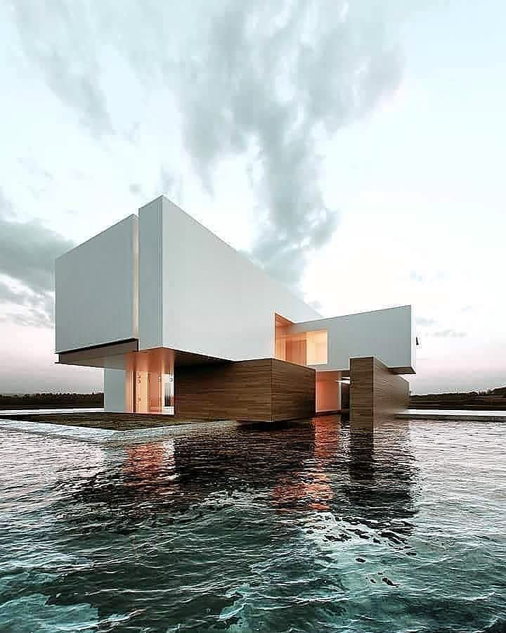 """Architecture Content on Instagram """"CONCEPT by"""