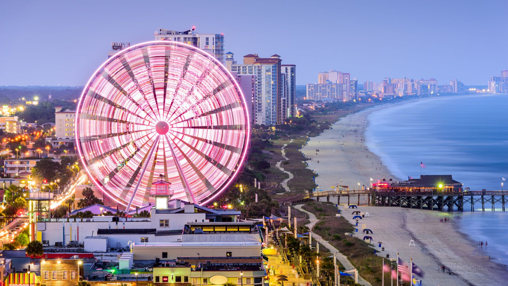 Locals Know Best Myrtle Beach Best east coast vacations