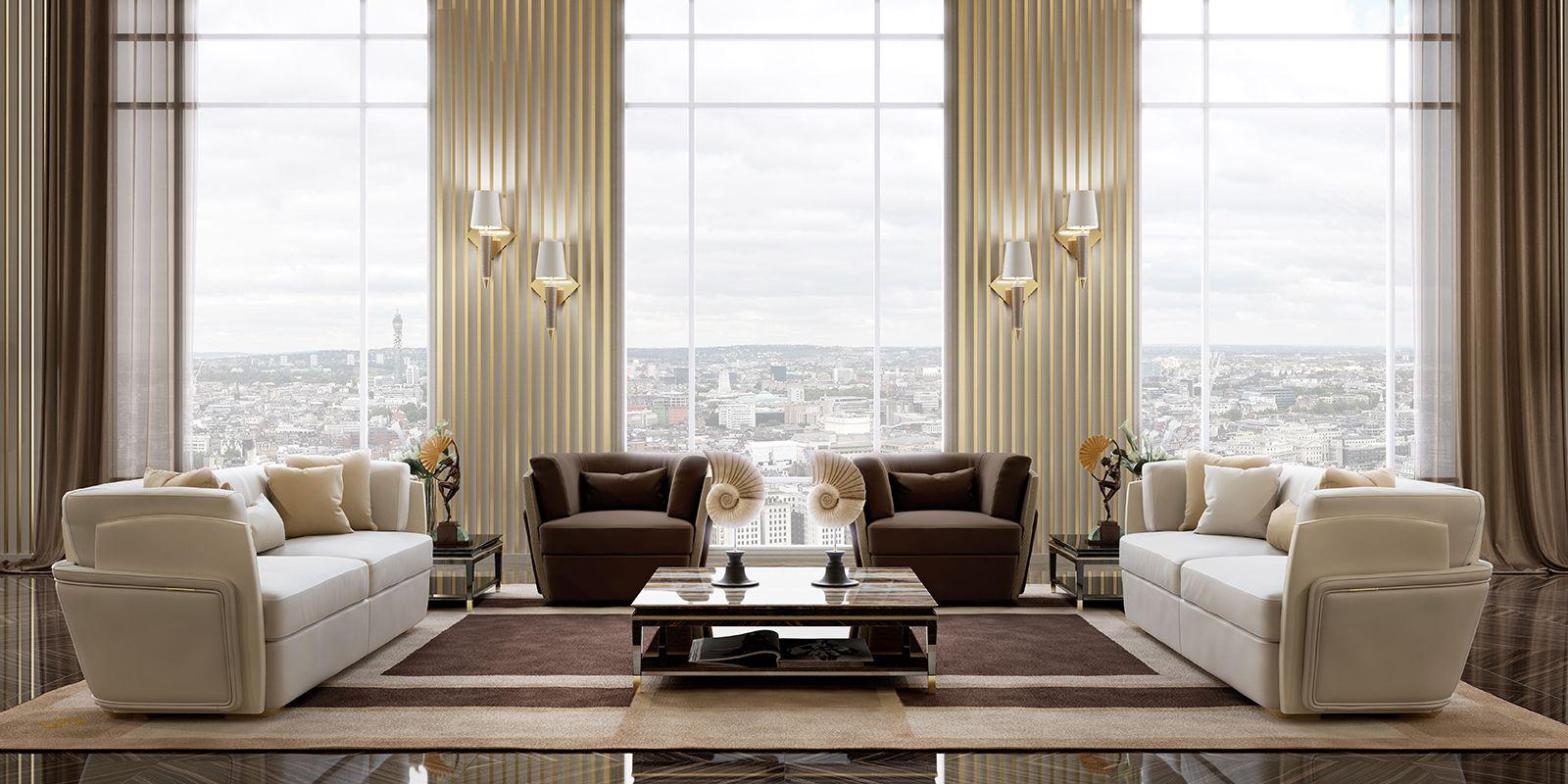 Turri - Luxury Italian Furniture   Living room furniture, Living ...
