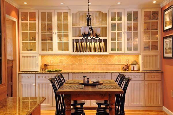 Credenza Per Casa Di Campagna : Antique barn floor table resource information pinterest