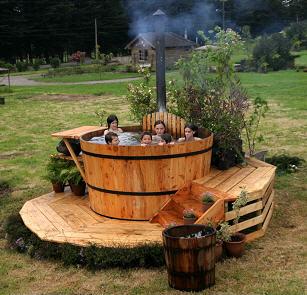tinas pipa de agua pipas de agua hot tubes jacuzzi bao sauna saunas spa instalacion de