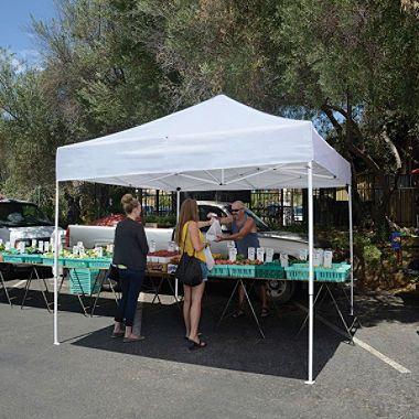 Z-Shade Commercial Shelter - 10u0027 x ... & Z-Shade Commercial Shelter - 10u0027 x 10u0027 | Canopy Commercial and Craft