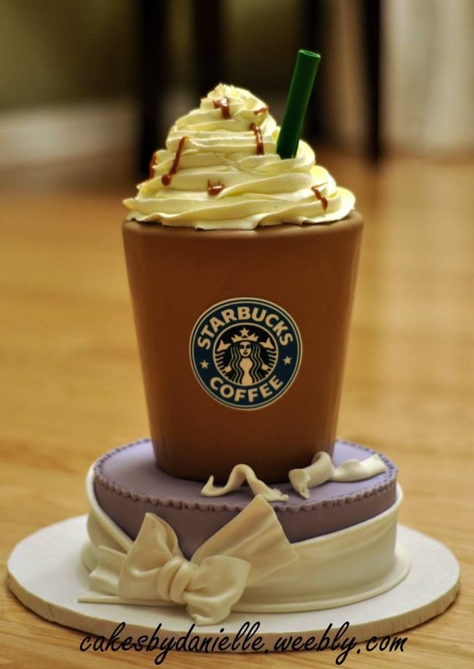 Starbucks Cake Cakes Pastries And Ideas Pinterest Students