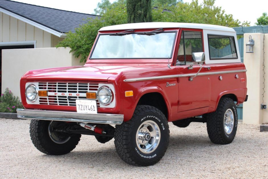 1975 Ford Bronco In 2020 Ford Bronco Ford Bronco For Sale Bronco