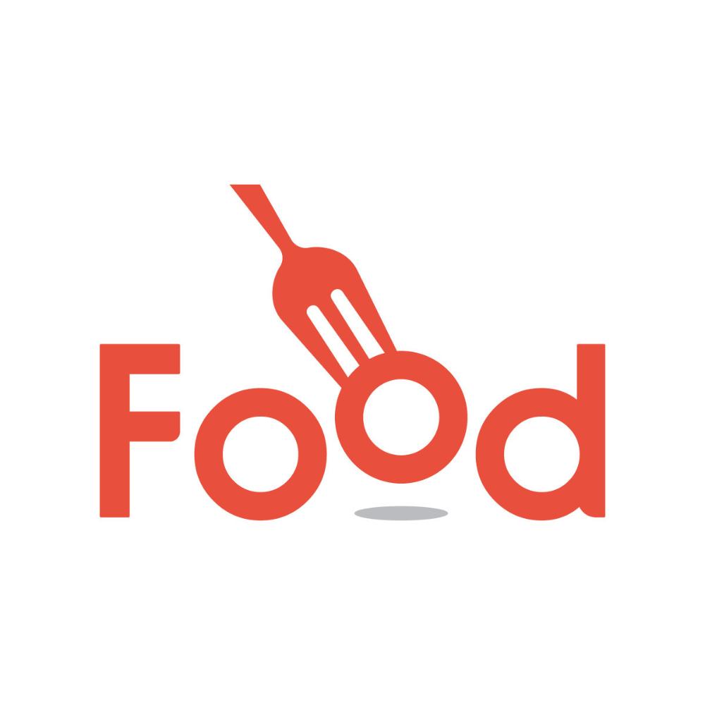 Fun Food Logo In 2021 Food Logo Design Food Logo Design Inspiration Logo Food