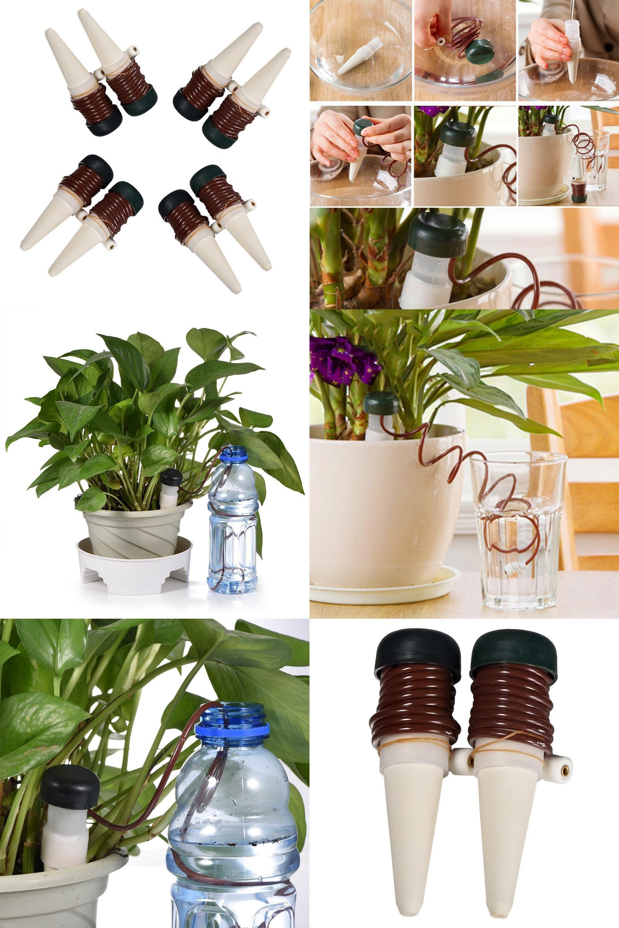 Visit To Buy Aslt 8Pcs Self Watering Probes Indoor 400 x 300