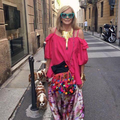 weekend shades 🌷 #RJstyle #rossellajardini #lungavitaallasignora