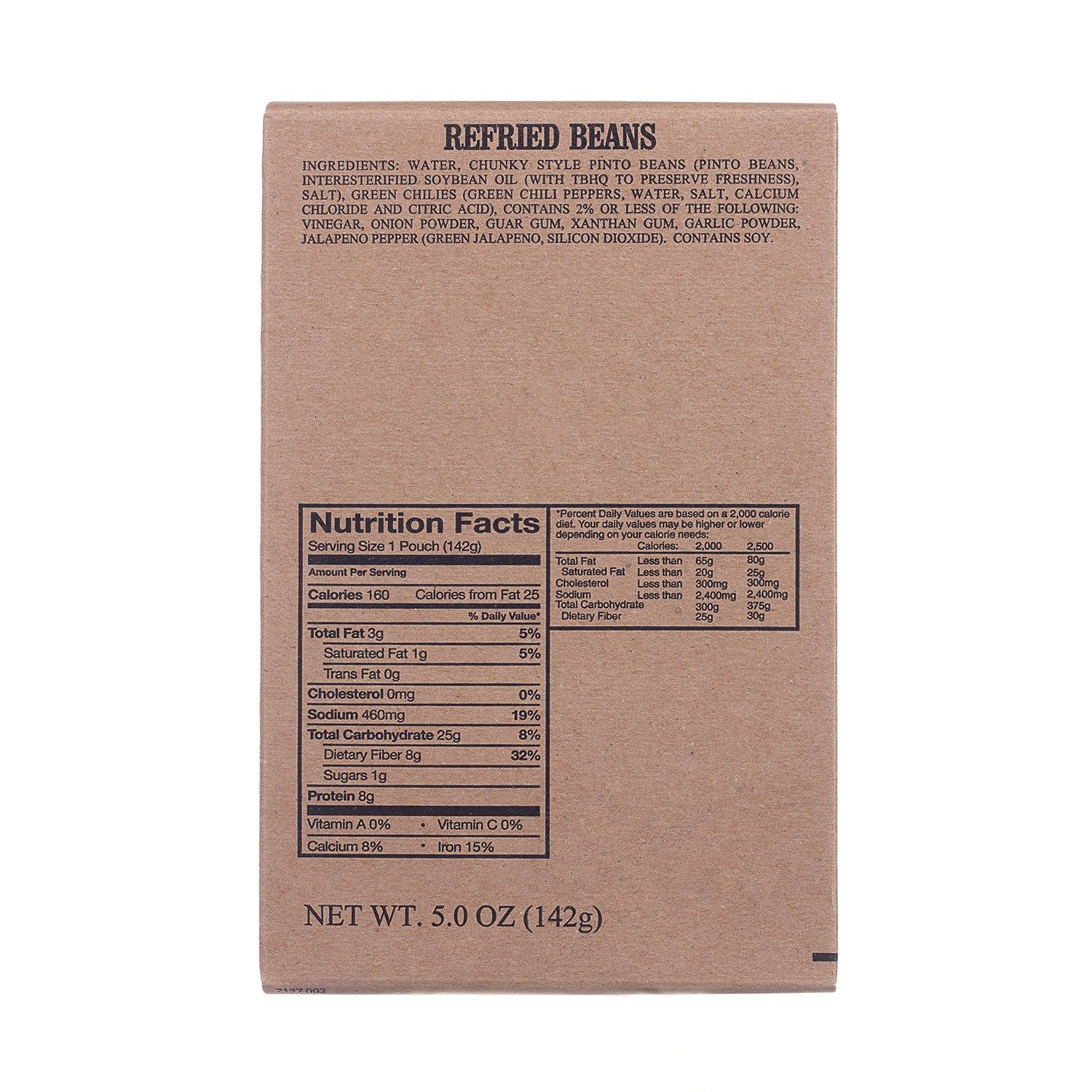 life ration current mre info contents us shelf rations humanitarian hdrs other hdr daily