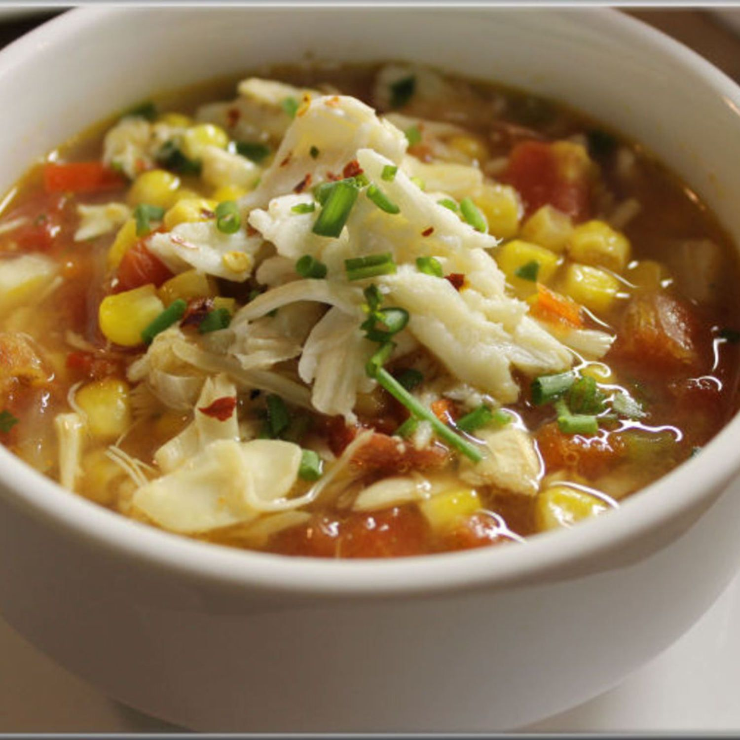 How To Make Old-School Baltimore Crab Soup - Bring a large ...