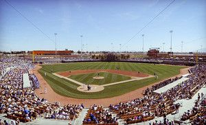 $6 for a Chicago White Sox or a Los Angeles Dodgers Spring