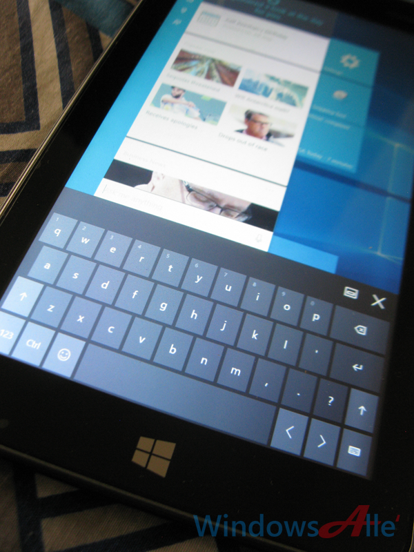 Tip How to enable Touch Keyboard Icon on taskbar of
