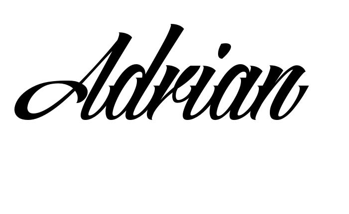 Make It Yourself - Online Tattoo Name Creator