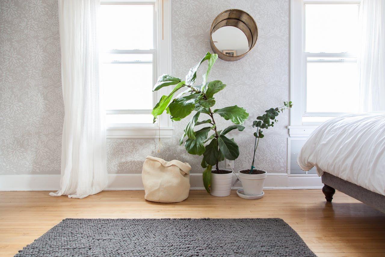 Jaimee & David's Light & Simple ScandinavianInspired Home