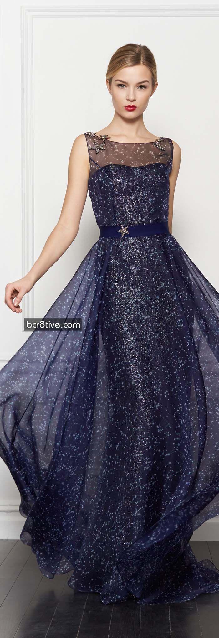Carolina Herrera Pre-Fall 2013-14 | Vestiditos, Vestidos de noche y Azul
