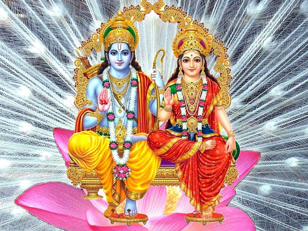 Shri Sita Ram Wallpaper Images Download