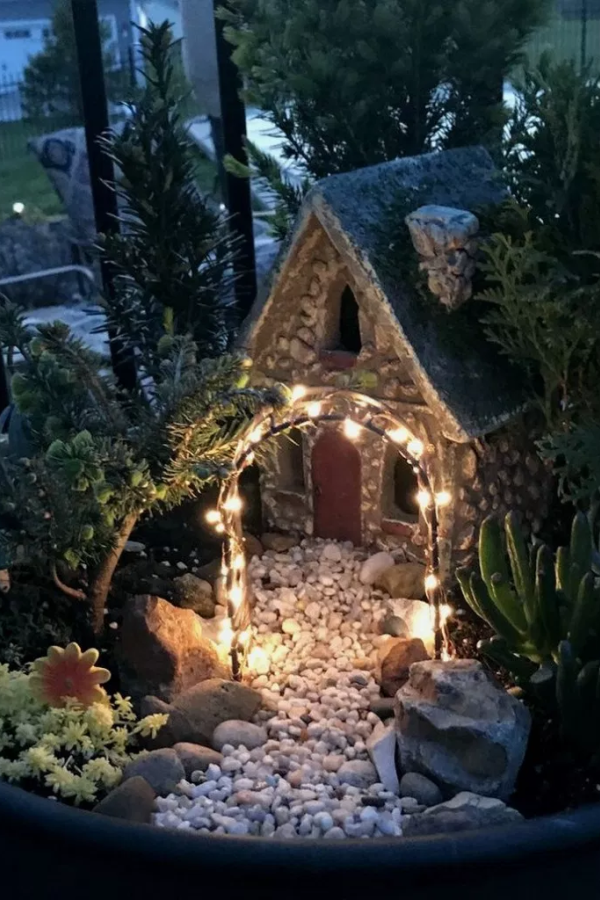 Photo of Interessante Diy Fairy Garden Design-Ideen 30 nicht kategorisiert #interessant #…