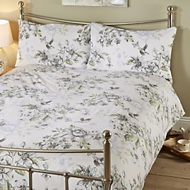 Sainsbury S Botanical Fl Print Duvet Cover Set
