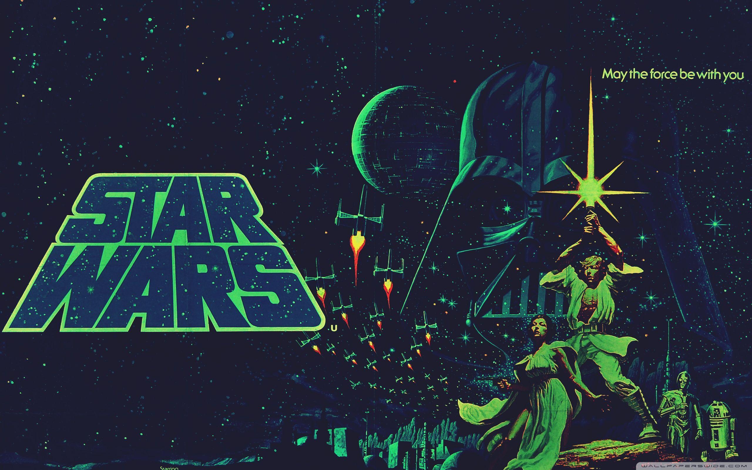 movie star wars poster