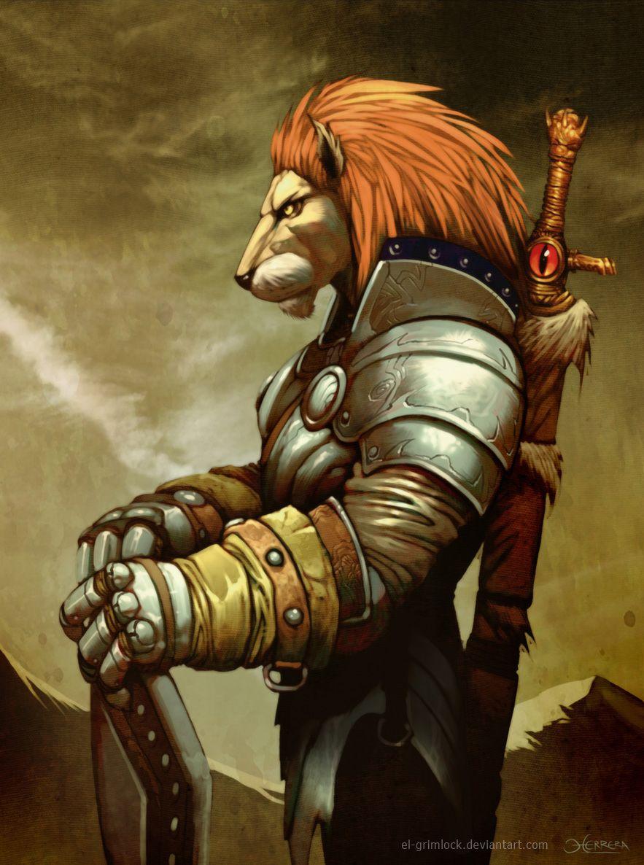 Deva Leon by *el-grimlock on deviantART | Characters ...