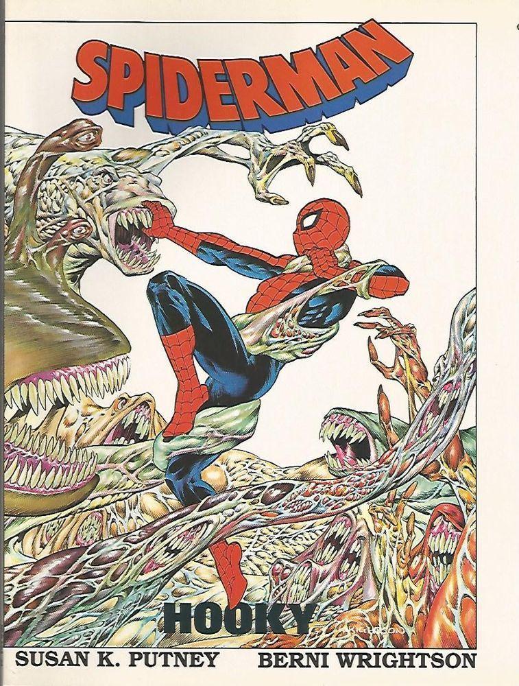Spiderman: Hooky, de Berni Wrightson Cómics Forum