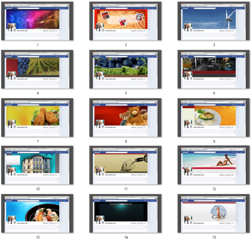 Download 15 free facebook timeline cover photo templates to use on download 15 free facebook timeline cover photo templates to use on your profile or fan page wajeb Image collections