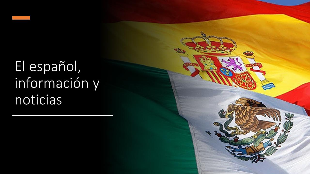 La importancia del español