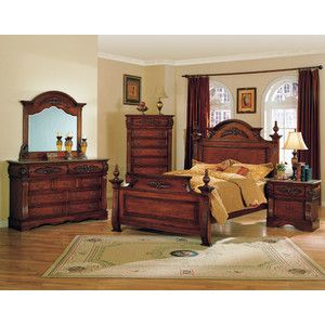 Queen Anne Style Bedroom Google Search