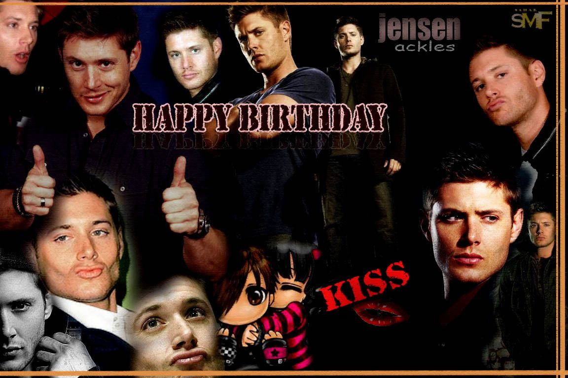 Only a true fan undserstands Click the image and check us out – Supernatural Birthday Card