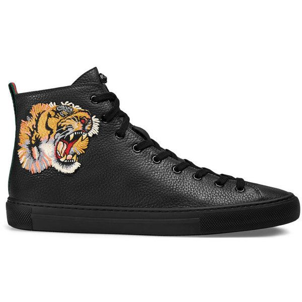 Gucci leather shoes, Mens
