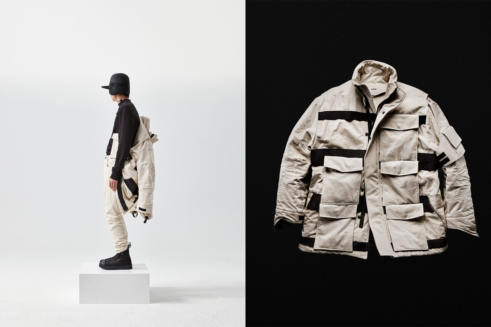 G Star's Latest RAW Research Collection Will Have You Ready