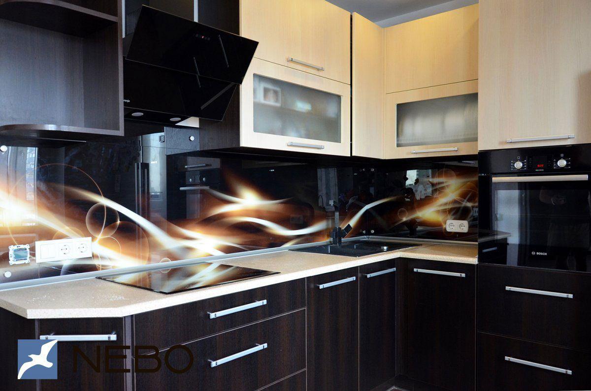 Скинали для кухни - фото готовых работ
