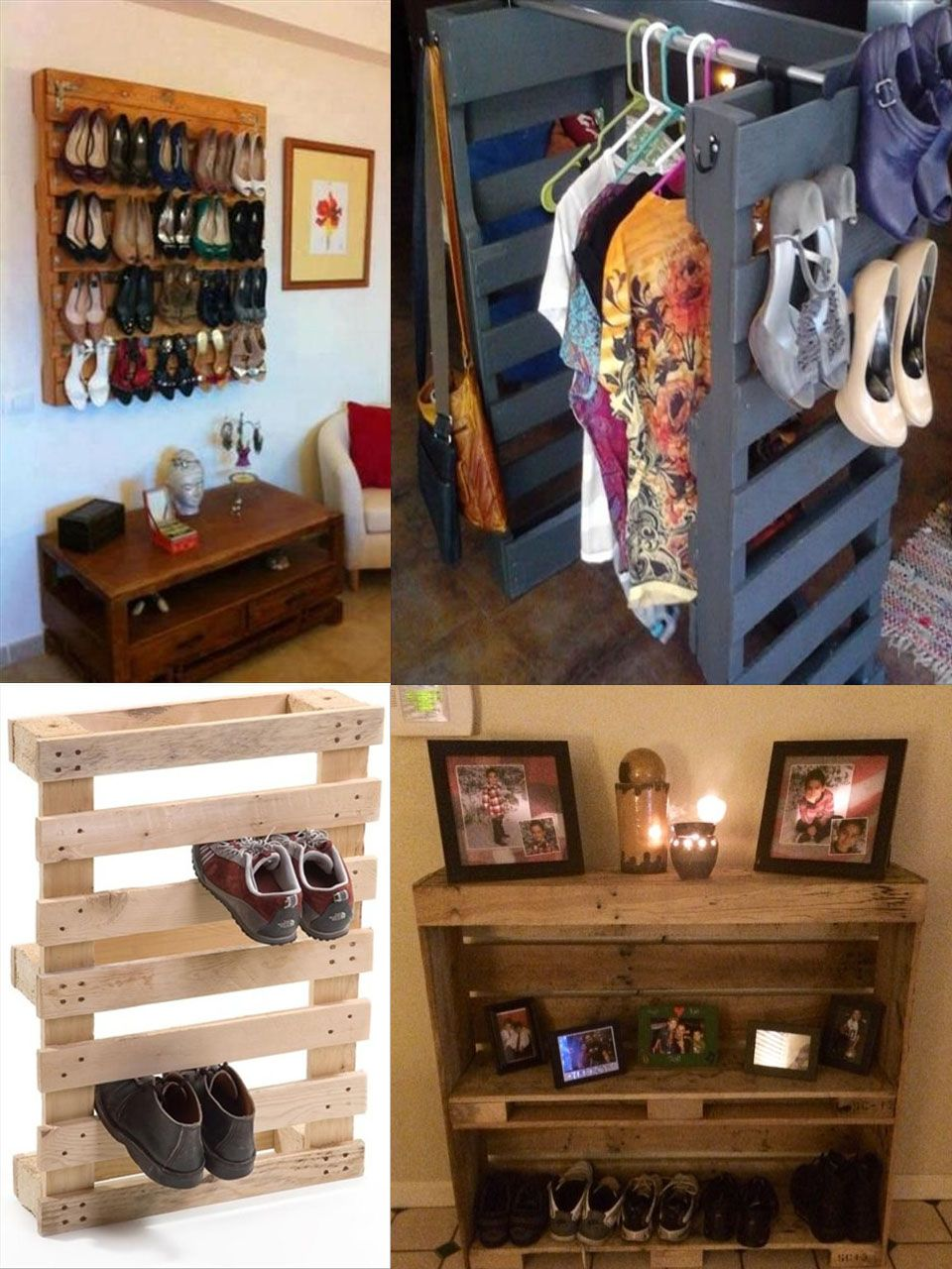50 Fant Sticas Ideas De Muebles Con Palets Reciclados Palets  # Alto Vuelo Muebles